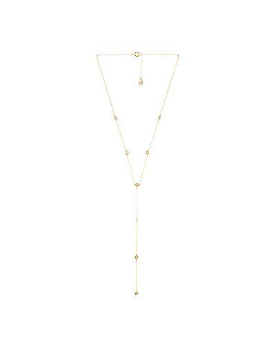 Ожерелье позолоченное Gorjana