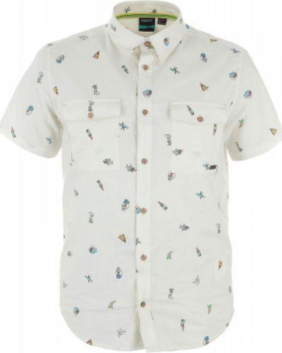 Рубашка с короткими рукавами с карманами с капюшоном Termit