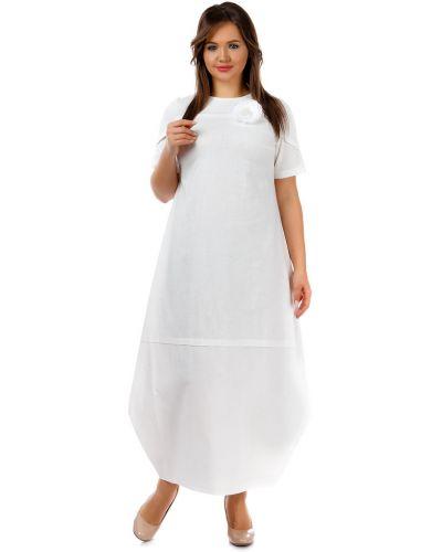 Летнее платье мини в стиле бохо Liza Fashion
