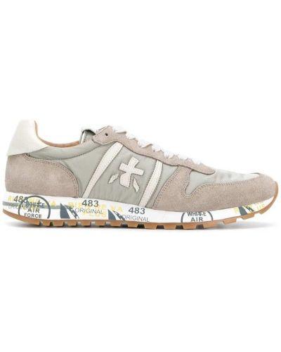 Бежевые кроссовки Premiata