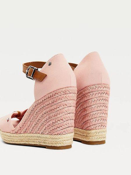 Босоножки - розовые Tommy Hilfiger