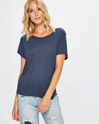 Свободная футболка однотонная Answear