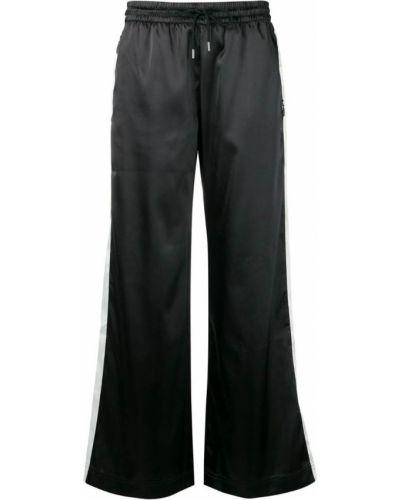 Спортивные брюки с карманами свободные Fila