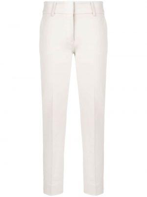 Хлопковые короткие брюки с карманами средние Piazza Sempione