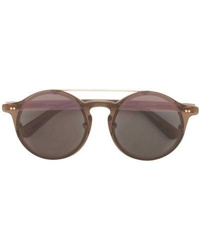Солнцезащитные очки серые коричневый Sunday Somewhere