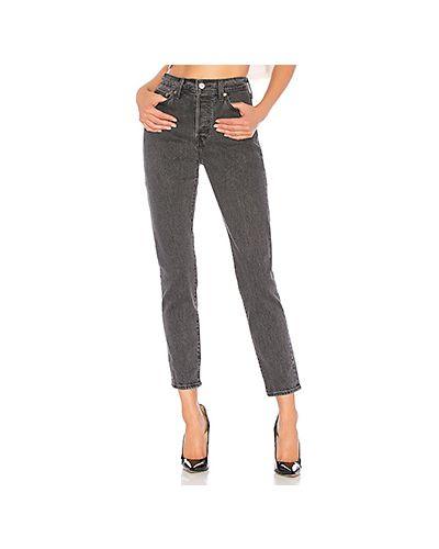 Укороченные джинсы на пуговицах Levi's®