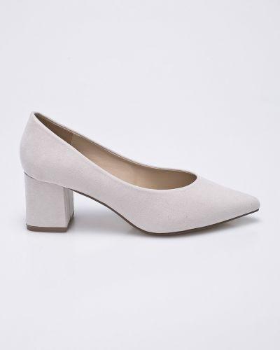 Туфли на каблуке текстильные Missguided