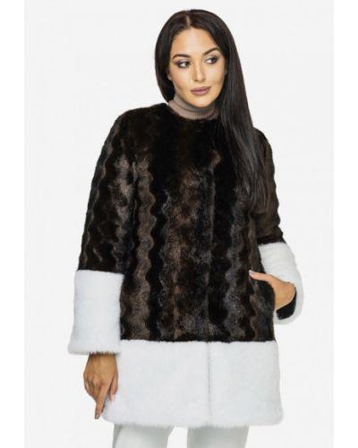 Дубленка коричневый Grand Furs