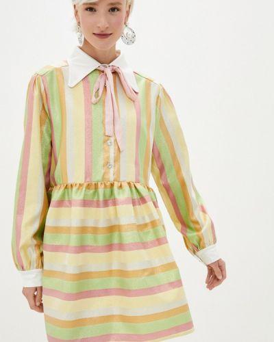 Разноцветное платье Sister Jane
