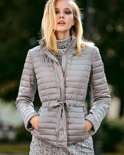 Утепленная куртка из полиэстера Love Republic