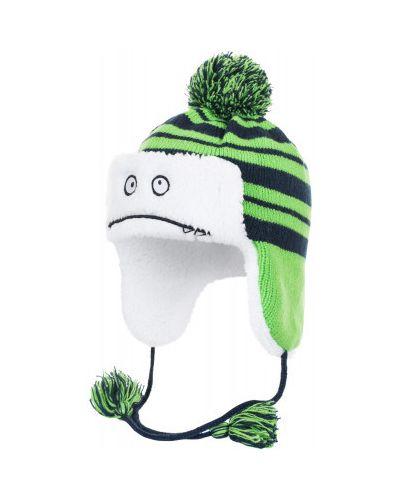 Зеленая шапка Outventure