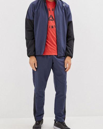 Спортивный костюм синий Reebok