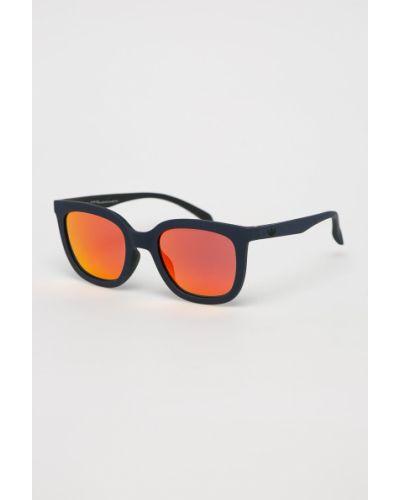 Солнцезащитные очки красный Adidas Originals