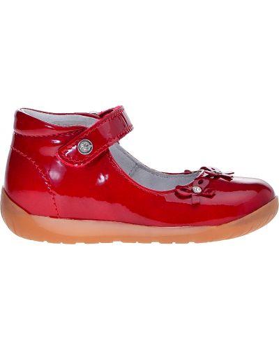 Туфли лаковые красные Falcotto