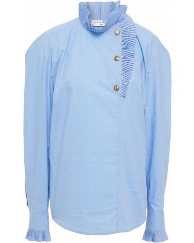 Bluzka asymetryczna - niebieska Sandro