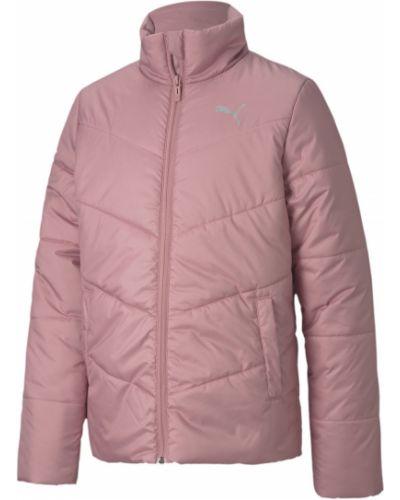 Водонепроницаемая куртка - розовая Puma