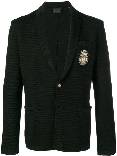 Пиджак с карманами с логотипом Billionaire