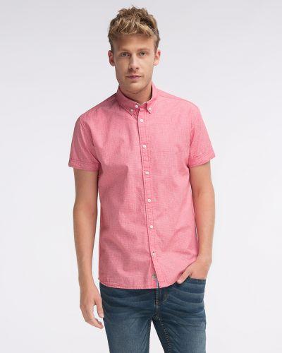 Рубашка с коротким рукавом - розовая Broadway