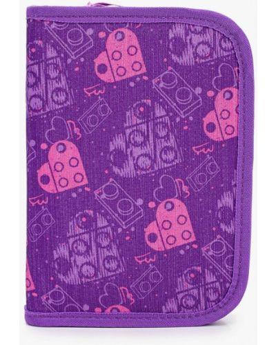 Фиолетовый кошелек Lego