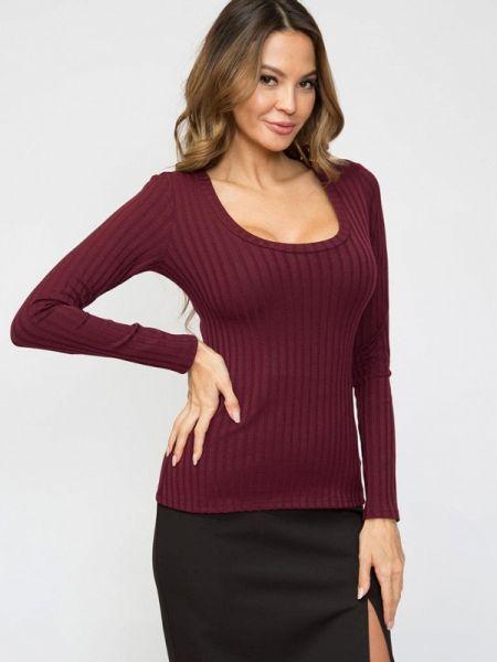 Красный свитер Kotis Couture