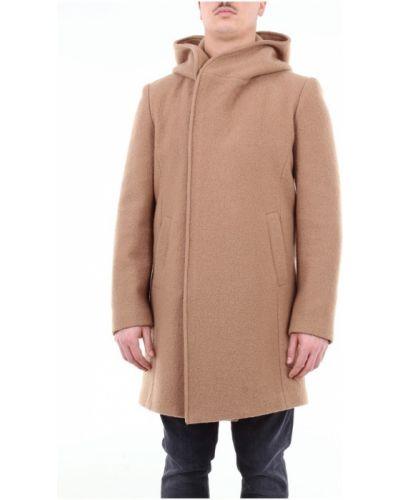 Długi płaszcz Messagerie