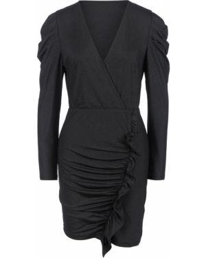 Облегающее платье черное Miss Sixty