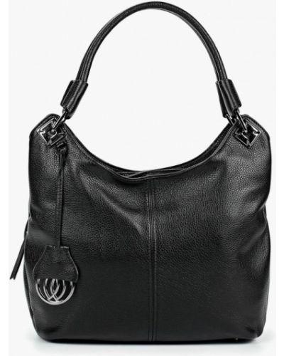 Кожаная сумка турецкая черная Vostro
