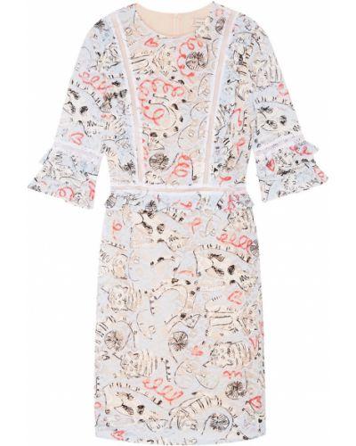 Платье футляр в полоску Paul & Joe Sister