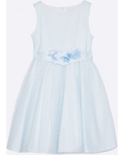 Платье однотонное на молнии Sly