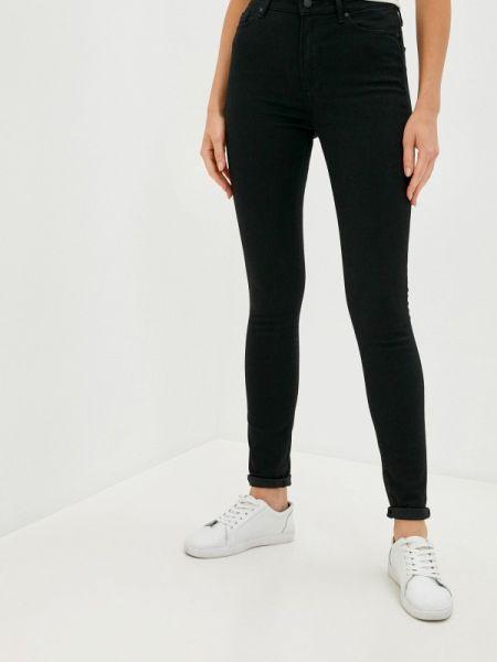 Черные джинсы-скинни узкого кроя Tommy Hilfiger