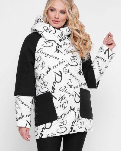 Утепленная куртка - белая Vlavi