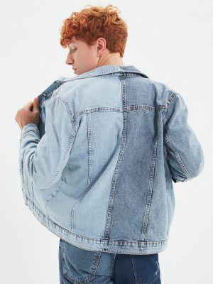 Джинсовая куртка - голубая Trendyol