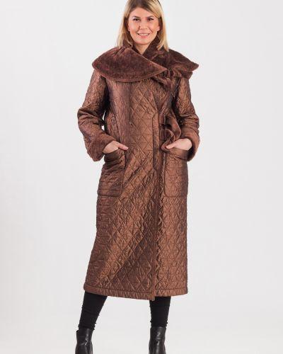Куртка с капюшоном утепленная с мехом Lacywear