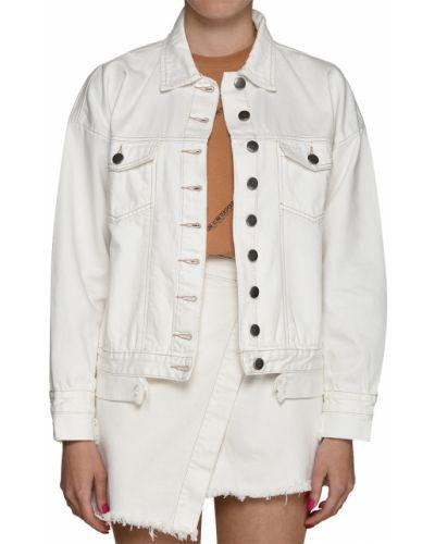 Куртка весенняя белая Oneteaspoon