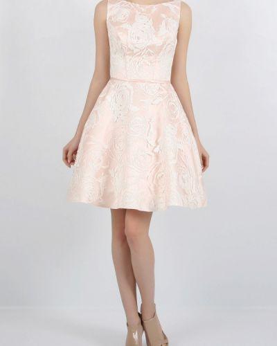 Платье бежевое Miodress