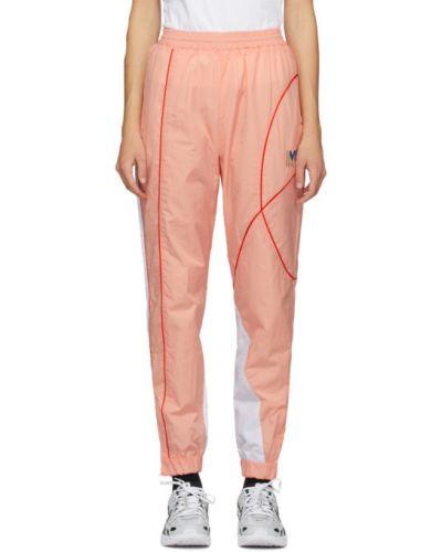 Спортивные брюки розовый с карманами Martine Rose