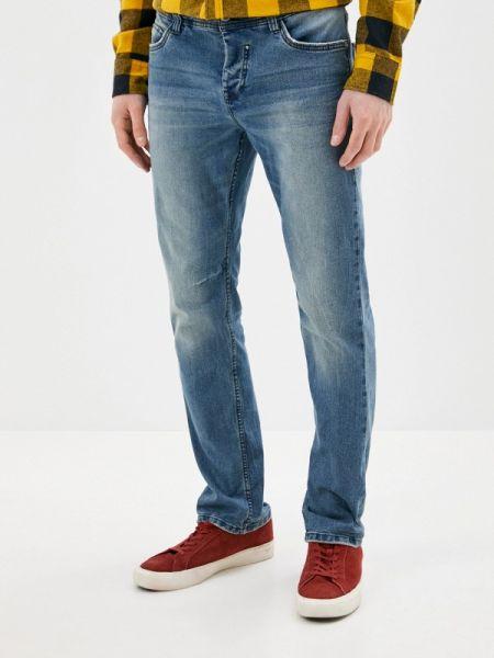 Зауженные джинсы - синие Urban Surface