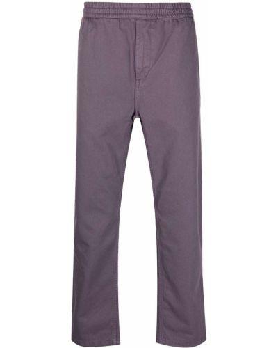Прямые с завышенной талией брюки с карманами Carhartt Wip