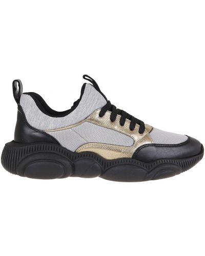 Sneakersy - szare Moschino