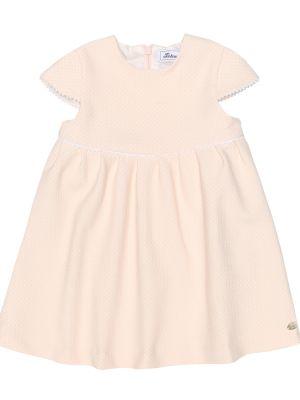 Платье розовое персиковое Tartine Et Chocolat