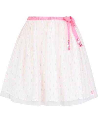 Розовая юбка Billieblush