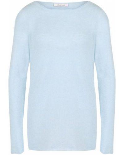 Голубой свитер Cruciani
