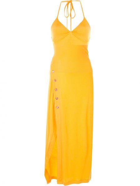 Платье на пуговицах приталенное Alix Nyc