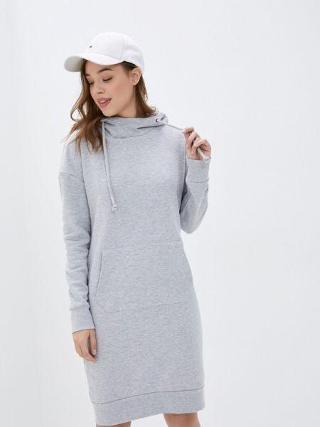 Серое платье Sublevel