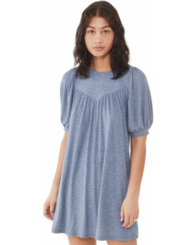 Текстильное платье с декольте D.ra