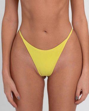 Желтый купальник Love Pam