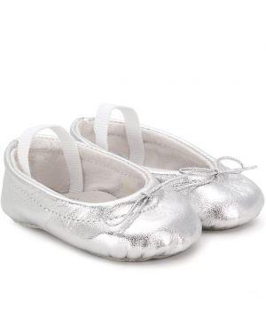 Серые балетки Sonatina Kids