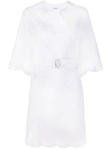 Платье миди с перфорацией P.a.r.o.s.h.