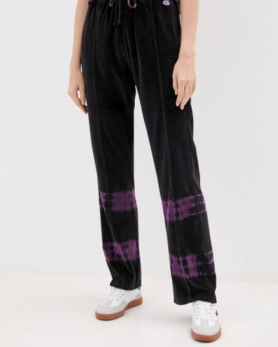 Фиолетовые спортивные брюки Champion