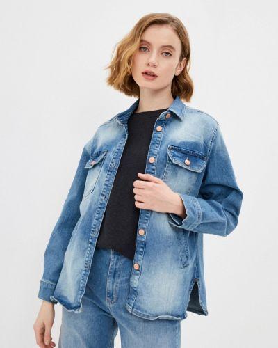 Джинсовая куртка - синяя Part Two